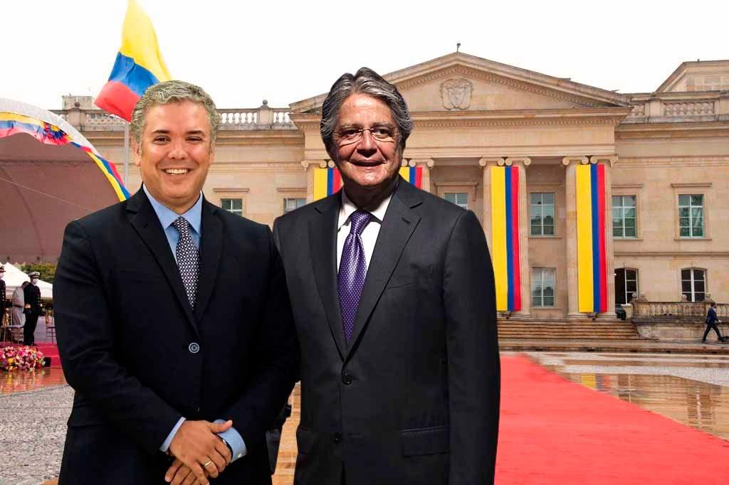 Comercio exterior, narcotráfico y seguridad fronteriza temas a tratar en  reunión de Lasso y Duque | Ultima Hora Ecuador