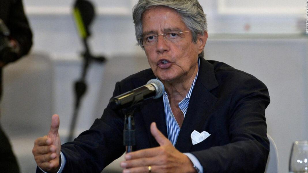 El presidente Guillermo Lasso anunció acciones económicas.