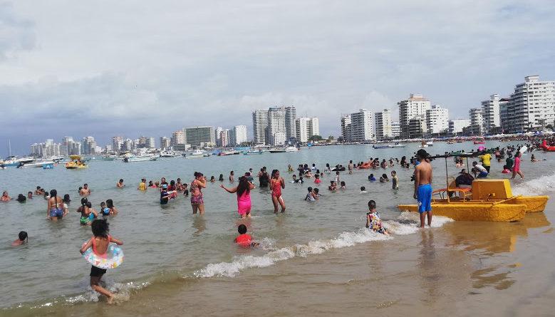 playas, turismo, feriado